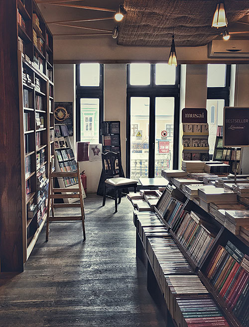 Brick and Paper: Why Indie Publishers Are Opening Bookstores