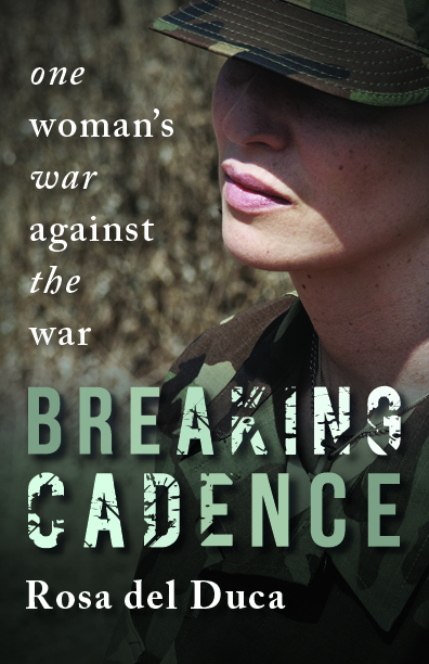 Introducing Breaking Cadence: One Woman's War Against the War