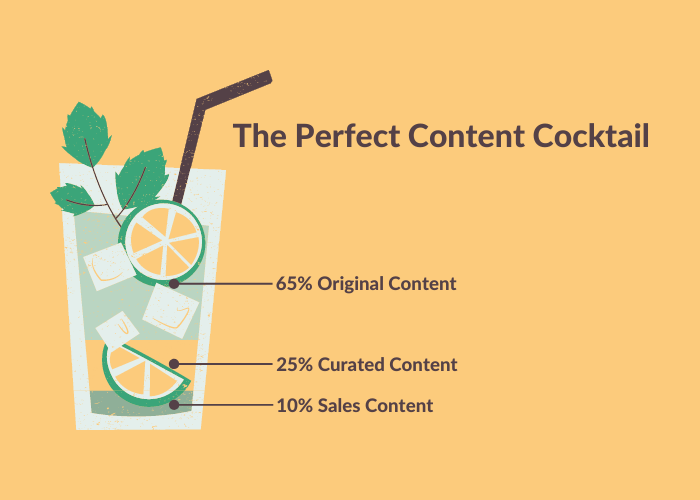 The Perfect Content Cocktail: Newsletter Curation & Creation