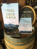 Three Sides Water Book Launch
