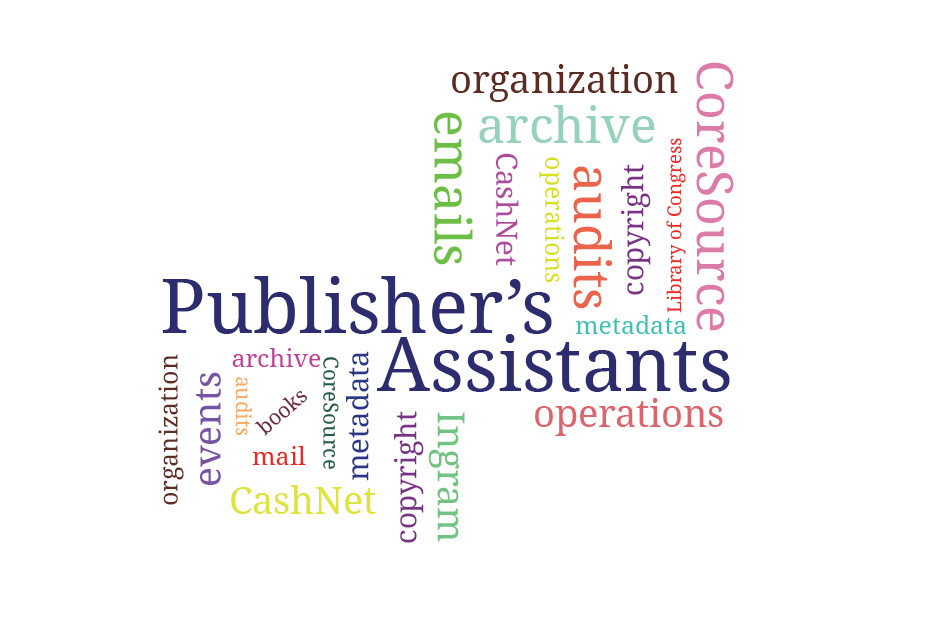 Into the Invisible World of the Publisher's Assistants