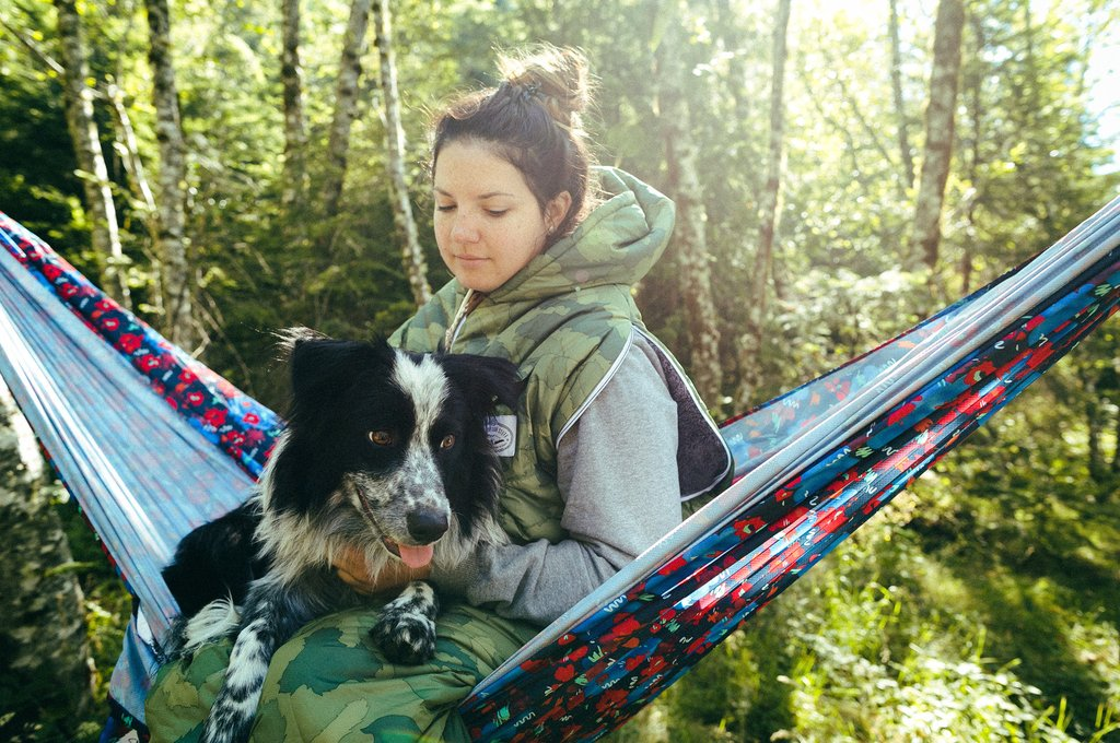 50 Hikes Photo Contest: Win a Wearable Sleeping Bag from Poler!