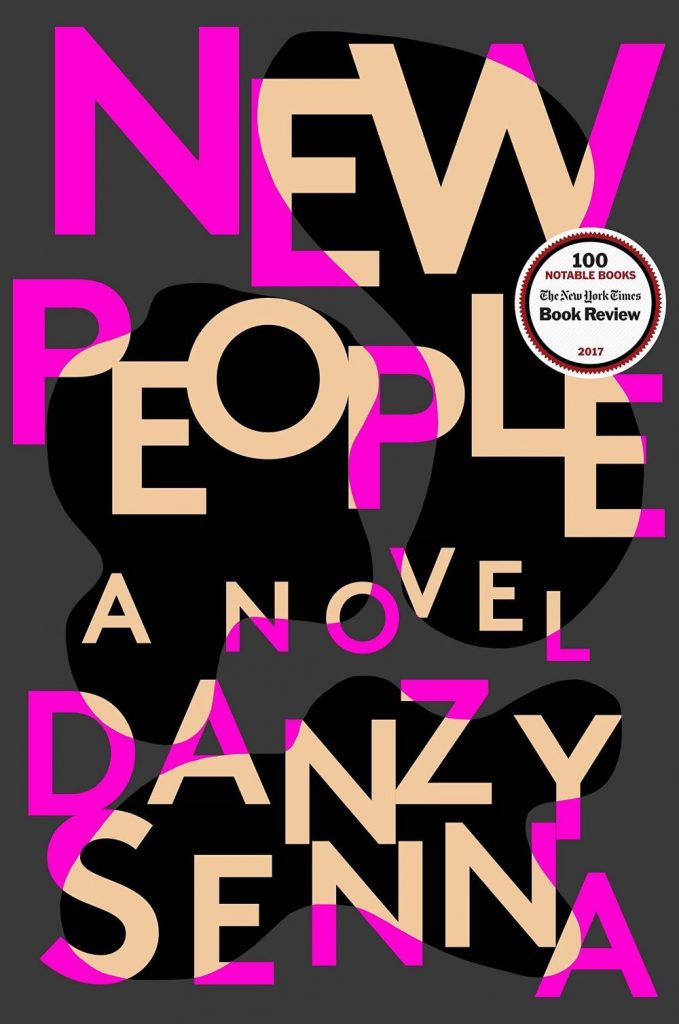 New People by Danny Senna book cover