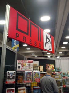 Oni Press Internship