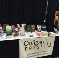 Behind the Scenes with Ooligan Press at the Portland Book Festival