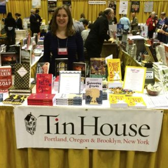 Interview with Tin House Publicity Manager Sabrina Wise