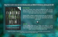 Ramping Up to Launching FINDING THE VEIN