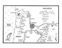 Mapping Literary Landscapes: Designing Diagrams for Ricochet River and At The Waterline