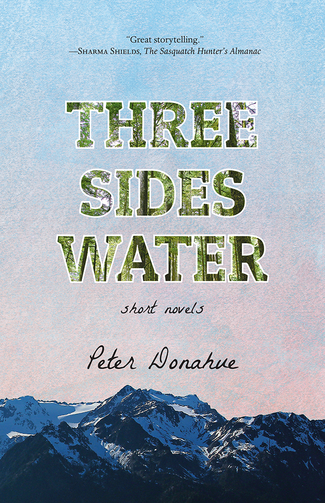 Farewell, Three Sides Water: Wrapping Up a Book's Production Cycle