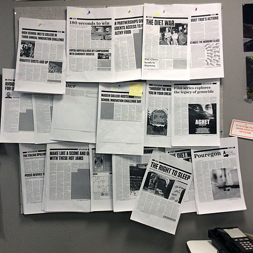 The Vastly Different World of Newspaper Publishing