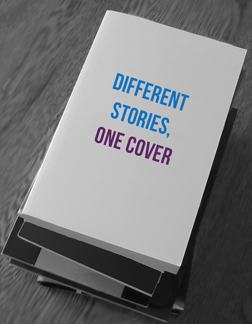 Three Sides Water: Designing One Cover for Three Stories
