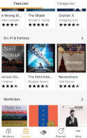 Audiobooks Are the New eBooks: Amazon and Apple End Exclusive Deal