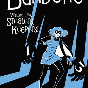 Dark Horse Reading: Bandette, Volume 2