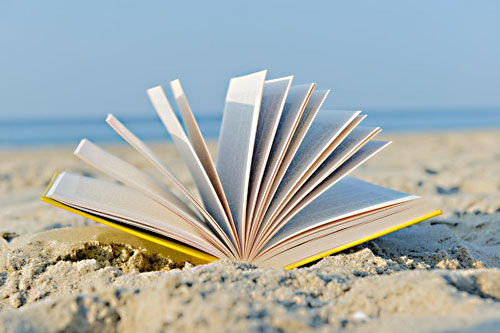 Are you reading the summer away, or have you barely picked up a book?
