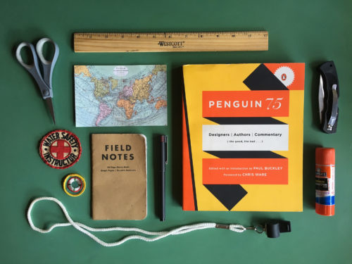 Manager Monday: SOS: Cover Design Emergency Survival Kit (Design)