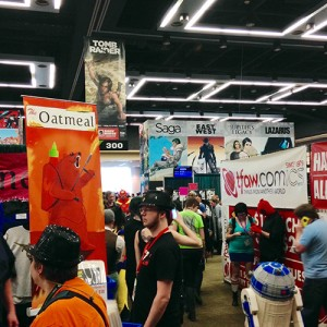 Comics Events Two Ways: Emerald City Comicon and Linework NW offer different experiences for fans, creators