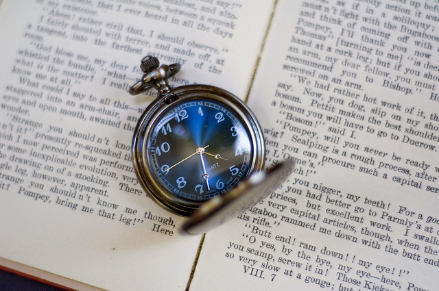 The Generosity of Time: Editing at Small Presses