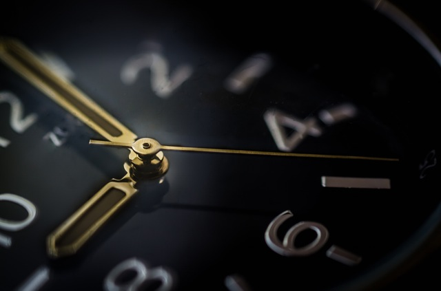 Blue Thread and the Obsession with Time Travel