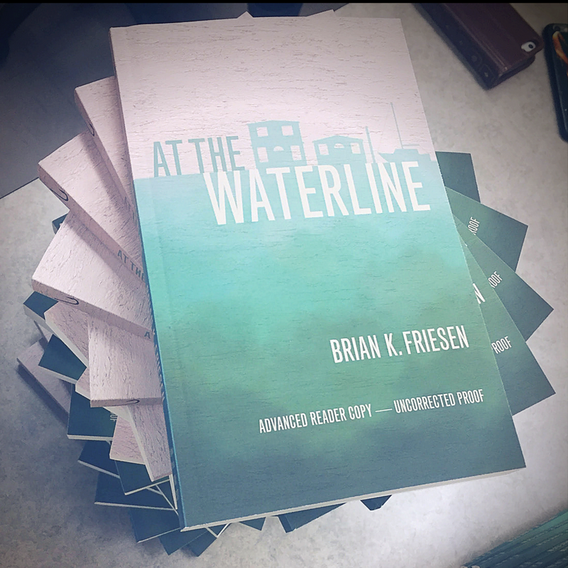 Join the Scavenger Hunt Celebrating <cite>At the Waterline</cite>