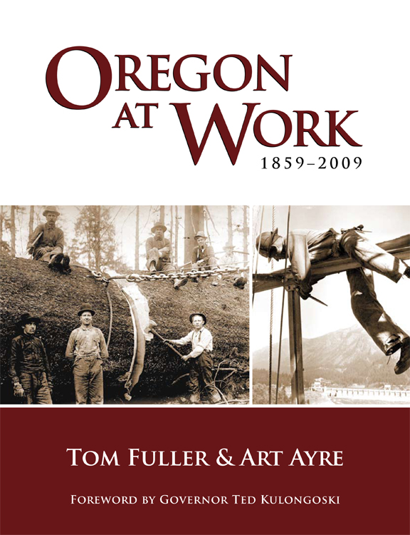 Backlist to the Future: Oregon at Work