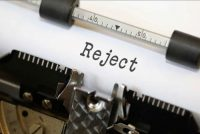 It's Nothing Personal: Reasons for Rejection that Go Beyond an Author's Control