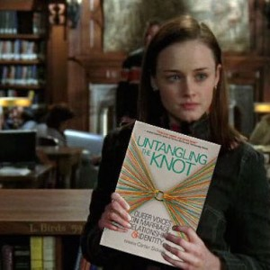 Gilmore Girls Is Back! What Will Rory Be Reading?