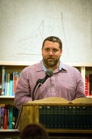 No-Nonsense War Stuff: Author Sean Davis Reads at Powell's Books