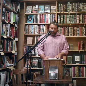 The Wax Bullet War Summer Tour: Sean Davis Reads at Third Place Books in Seattle