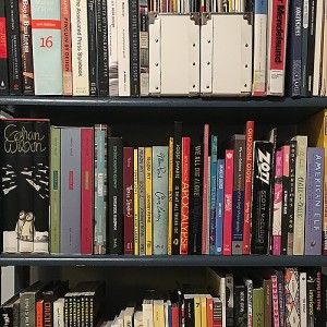 Manager Monday: Book Designer's Shelfie, Cover Design Edition (Design)