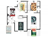 Ooligan in Quarantine: Our Best Titles Paired with the Rooms of Your Home