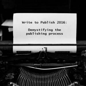 The Write to Publish Experience: A Perusal of the Event Program
