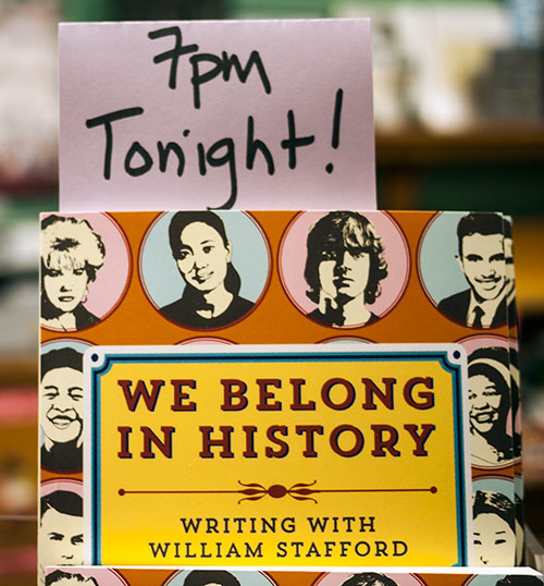 We Belong in History at Broadway Books
